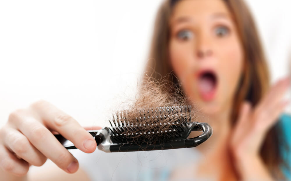 выпадают волосы от паразитов
