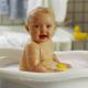 Ванные процедуры ребенка 1 месяца