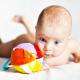 Развивающие игры с ребенком 3 месяцев