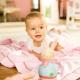 Игры и потешки в психомоторном развитии ребенка в 5 месяцев