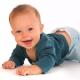 Как научить ползать ребенка в 8 месяцев?