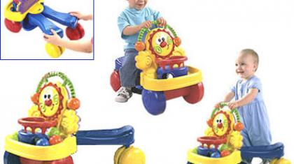 Роль игр в развитии ребенка 9 месяцев