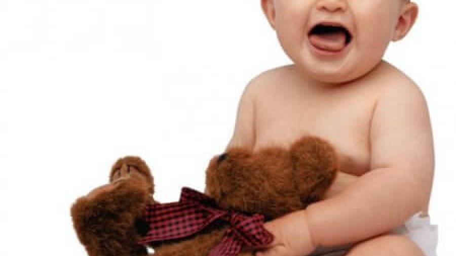 Забавы и игры с ребенком в 10 месяцев