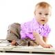 Физическое развитие ребенка 11 месяцев. Самостоятельные шаги