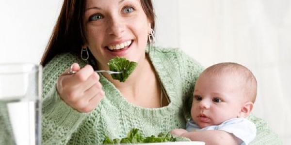 Диета для кормящей мамы чтобы похудеть