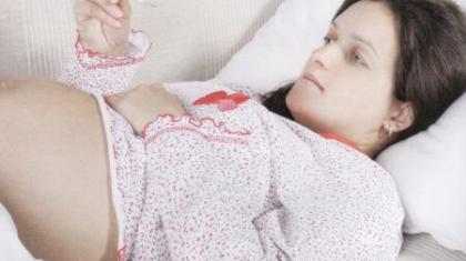 Чем сбить температуру кормящей маме?