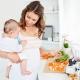 Аллергенные продукты для кормящей мамы