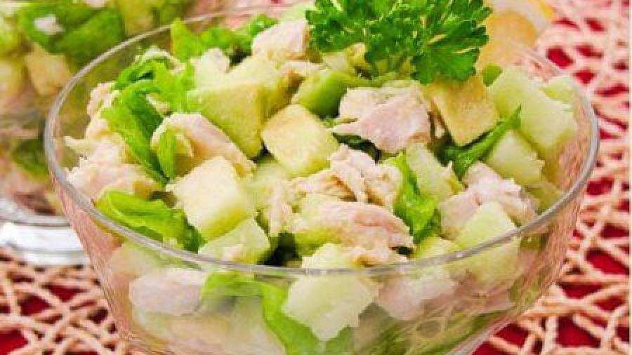 Какие салаты можно есть кормящей маме? (рецепты)