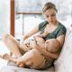 Как вернуть молоко кормящей маме?