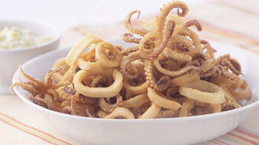 Можно ли кормящей маме кальмары?