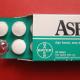 Аспирин при грудном вскармливании