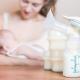 Как греть грудное молоко