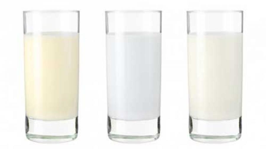 Грудное молоко прозрачное как вода