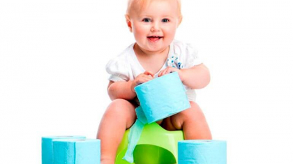Стул ребенка при ГВ